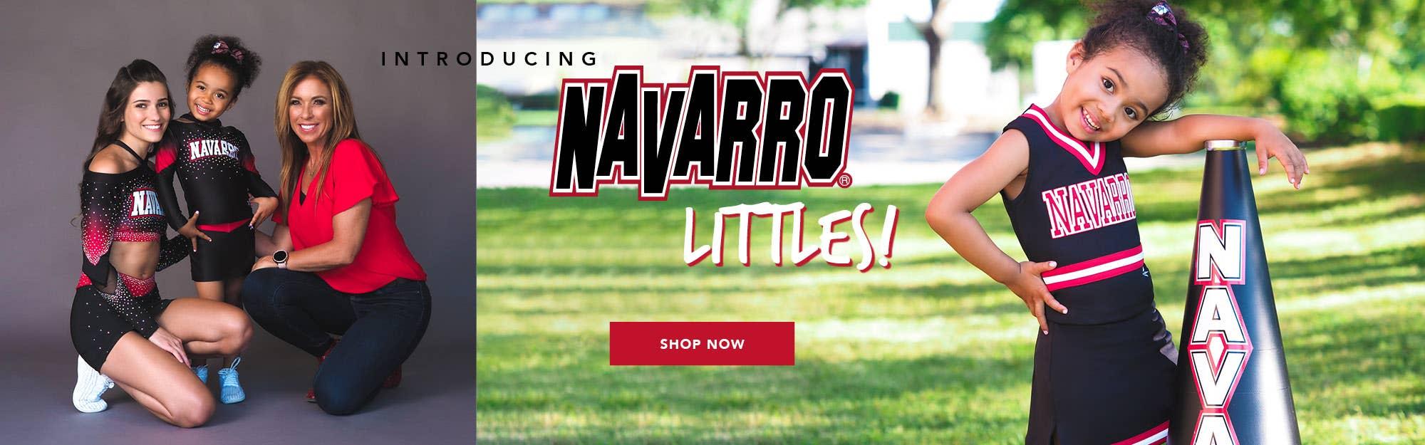 Navarro Littles Replica Uniforms