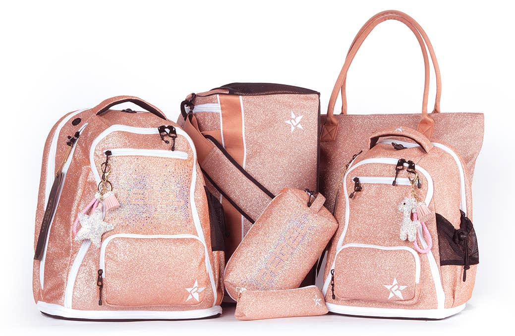 Rose Gold Travel Collection