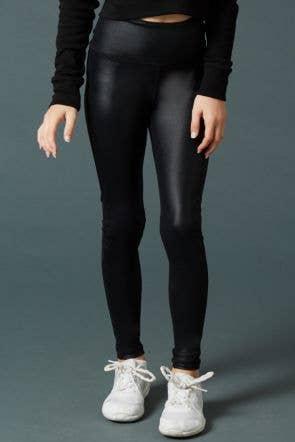 Legendary Legging in New MoltenFlex™ Fabric - Girls