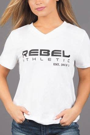 Rebel Athletic Est. 2013 Premium Tee Shirt - Girls