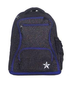 Imagine Dream Bag with Purple Zipper