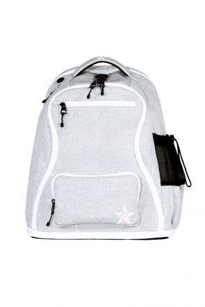 Opalescent Rebel Dream Bag with white zipper