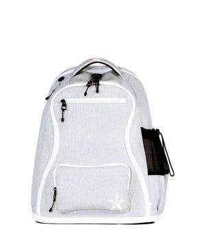 light grey mini cheer bag