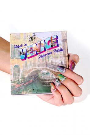 Rebel in Venice Shimmer Palette