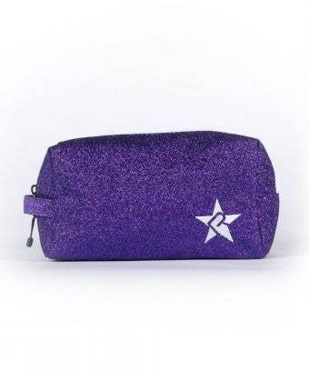 purple makeup bag - Gorgeous Amethyst Makeup Bag