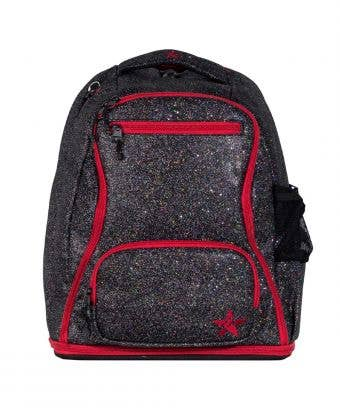 Jet Rebel Dream Bag with Red Zipper