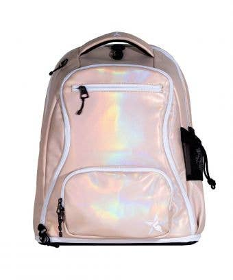 iridescent backpack main photo