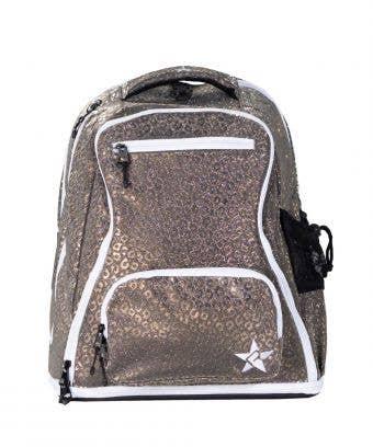 gunmetal cheer bag