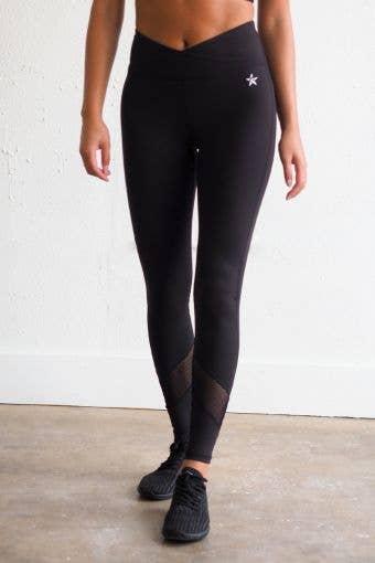 Legendary Luxe Legging in Black