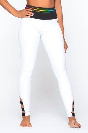 Legendary Tia Legging in White