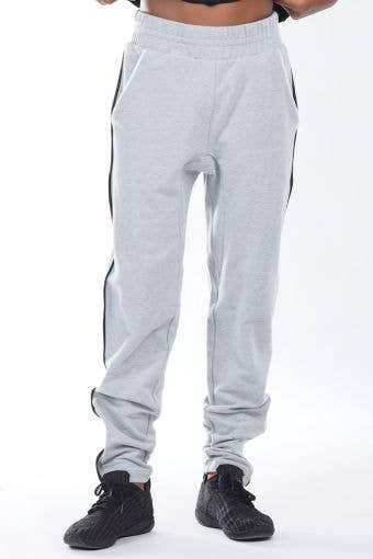 Slim Fit Jogger in Grey