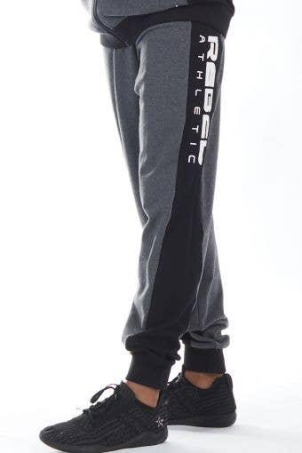 Slim Fit Jogger in Black