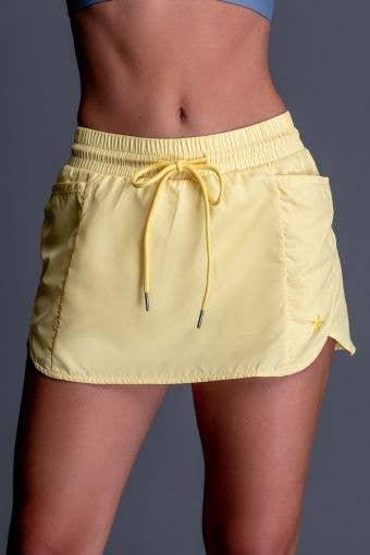 Sports Skirt in Citrus