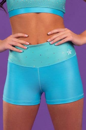 Legendary Compression Short in Mint