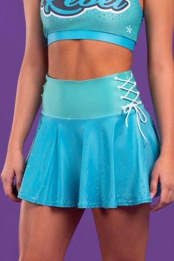 Legendary Flouncy Skirt in Mint