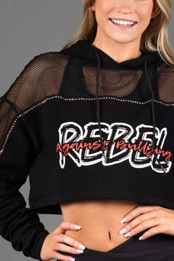 Operation Inclusion Cropped Pullover
