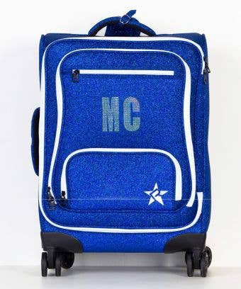 classic personalized luggage