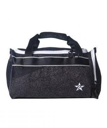 black duffle bag womens