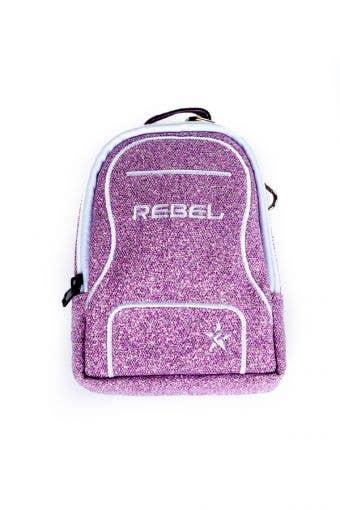 purple coin purse called Sugar Plum Mini Dream Bag Coin Purse - Rebel Athletic