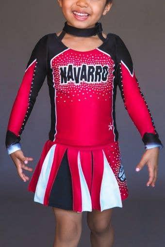Little Miss Navarro Replica Uniform