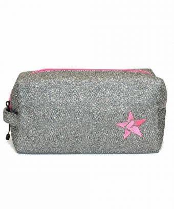 Rebel Moonstruck Makeup Bag probably the most beautiful grey makeup bag