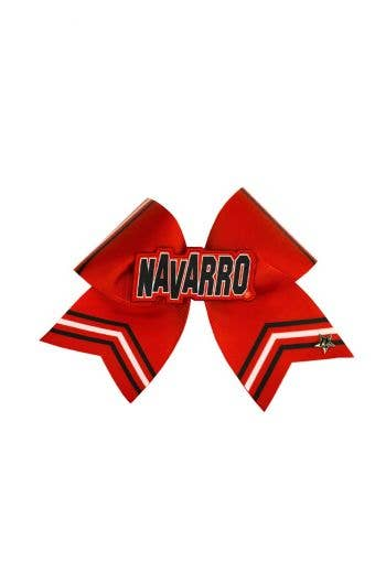Navarro Future National Champ Bow in Red