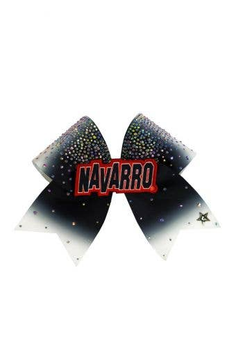 Navarro Bow in Black and White