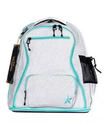 opalescent rebel dream bag pixie dust zipper