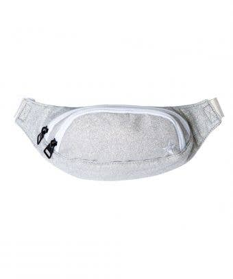 Adult Rebel Fanny Pack in Opalescent - Gorgeous Grey Fanny Pack