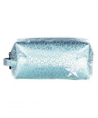 Pixie Dust Leopard Rebel Makeup Bag