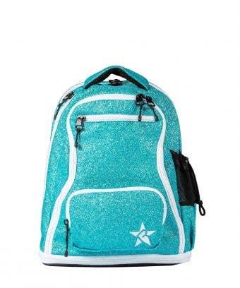 teal mini backpack