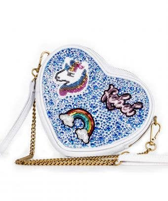 unicorn crossbody bag