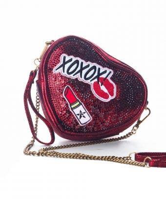 xoxo crossbody bag