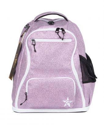 lavender backpack