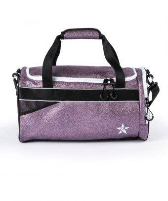 unicorn duffle bag - gorgeous purple duffle bag