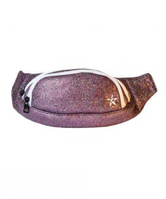 Adult Rebel Fanny Pack in Unicorn - Gorgeous Purple Fanny Pack