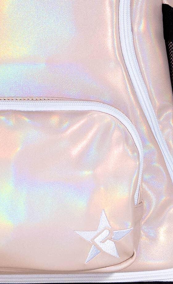 ivory backpack details photo