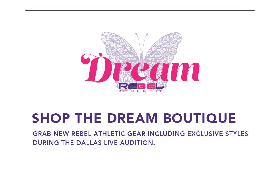 Shop the dream boutique